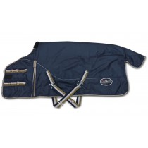 Shetlandpony Winterdeken Builder Navy Blue 1680D (400 grams)